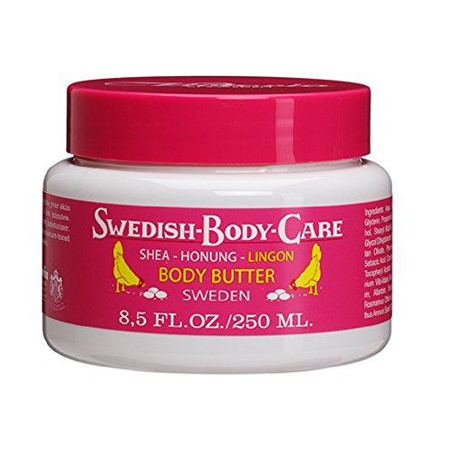 Victoria Soaps of Sweden Swedish Body Care Shea Butter, H...