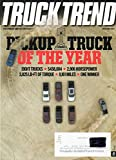 Truck Trend Magazine May June 2017 PICKUP TRUCK OF THE YEAR * EIGHT TRUCKS * $438,004 * 2,906 HORSEPOWER * 3,825 LB-FT OF TORQUE * 9,161 MILES * ONE WINNER