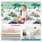 Sensory & Learning Baby Play Mat, Foldable
