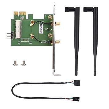 Tosuny Mini PCI-EX1 a PCI-E Adaptador de Escritorio WiFi ...
