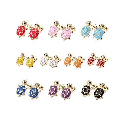 10k Earring Set - 5
