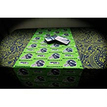 Tablecloth - Seahawks Raiders Cubs or YOUR Favorite Team NFL NBA MLB AHL- Special Orders Accepted - Choose YOUR favorite team & your size!