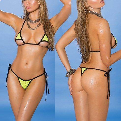 Lingeries Swimming Multi Bikini Set Costumes Swim Sherrylo Swimsuit Various Color Micro Green1 Styles CwxHPq