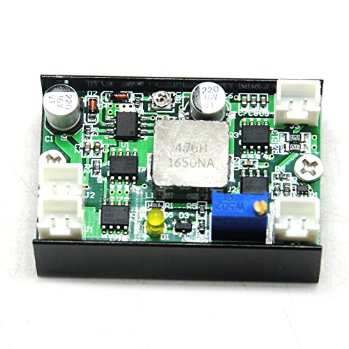4A 12VDC Power Supply Driver for 445-450-3.5 NDB7A75 Blue Laser LD with TTL by JINGLUYAO (Image #1)