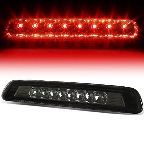 For 03-09 4Runner N210 w/o Spoiler Rear High Mount LED 3rd Tail Brake Light (Smoke Lens)