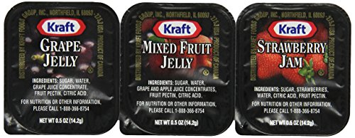 kraft-grape-strawberry-and-mixed-fruits-jams-and-jellies-05-oz-200-count-