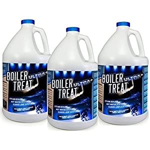 Steam Boiler Water Treatment Chemicals