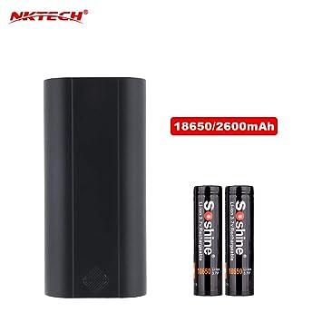 Amazon.com: nktech Mini Portable e4 C Caja de salida 1 Un ...