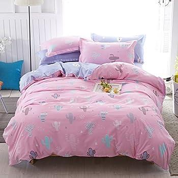 Amazon.com: Hxiang Simple Cactus Bedding Children's