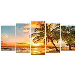 51rqHOA0uuL._SS300_ Best Palm Tree Wall Art and Palm Tree Wall Decor For 2020