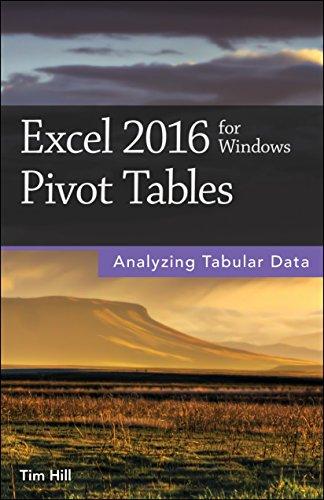 Download Excel 2016 for Windows Pivot Tables Pdf