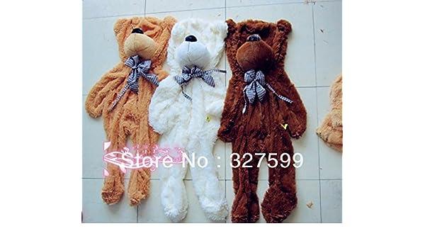 Bear fur strips