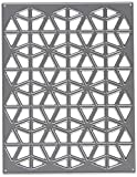 75 inch sharp sold by amazon - Neat & Tangled NAT354 Geometric Circles Cover Plate Die, Multicolor