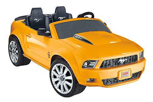 Power Wheels Barbie Ford Mustang