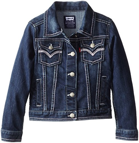 Levis Girls Tanya Stitch Jacket
