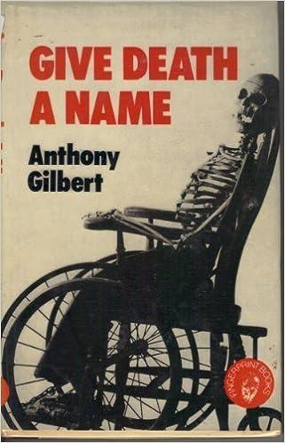 Book Give Death a Name (Fingerprint Books)