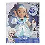 Frozen Snow Glow Elsa Singing Doll