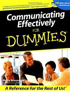 public speaking for dummies malcolm kushner  communicating effectively for dummies