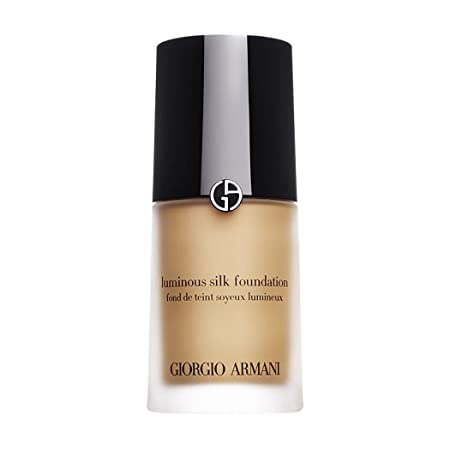 Giorgio Armani Luminous Silk Foundation, No.8 Caramel, 1 Ounce