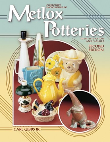 Collector's Encyclopedia of Metlox Potteries: Identification and Values