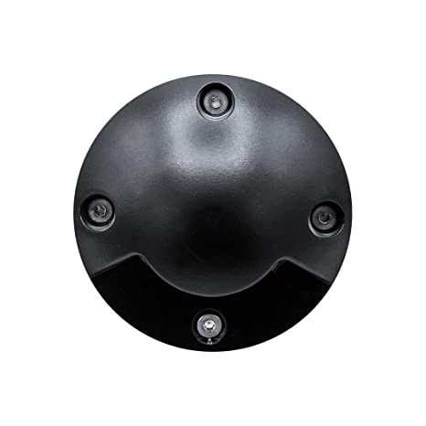 LineteckLED -FE25-3W-1 - Foco LED COB 3 W empotrable redondo negro ...