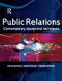 Public Relations 9780750657242