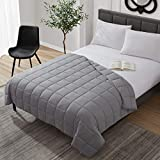 Weighted Blanket Cooling Breathable Heavy Blanket