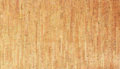 Natural Cork Shelf Liner - Gold