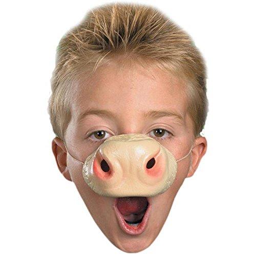 Animal Cow Costume Nose ()
