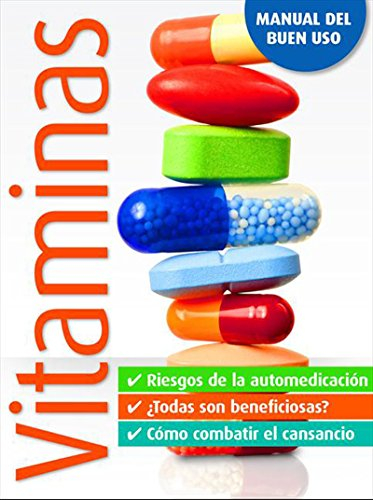 Vitaminas: Manual del buen uso (Spanish Edition) by [Reader´s Digest