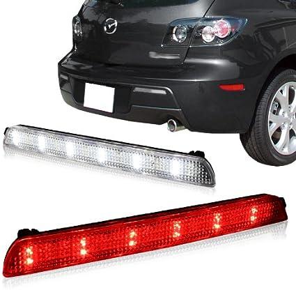 For 2010-2013 Mazda 3 Bumper Cover Reflector Rear 79226JM 2011 2012