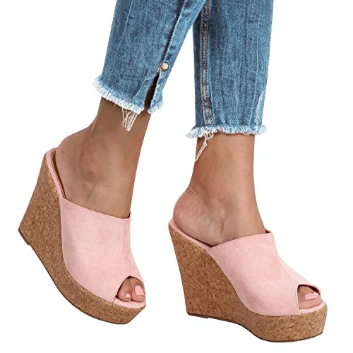 Heel Cork Wedge - 5