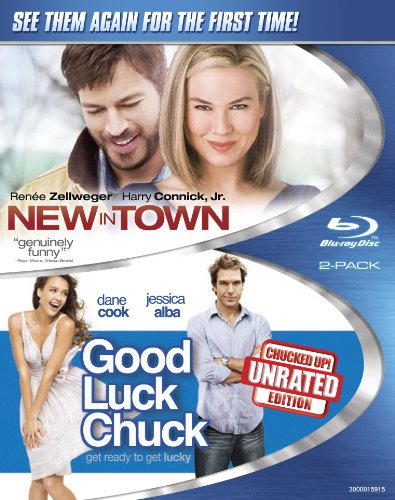 New In Town / Good Luck Chuck (Two-Pack) [Blu-ray]