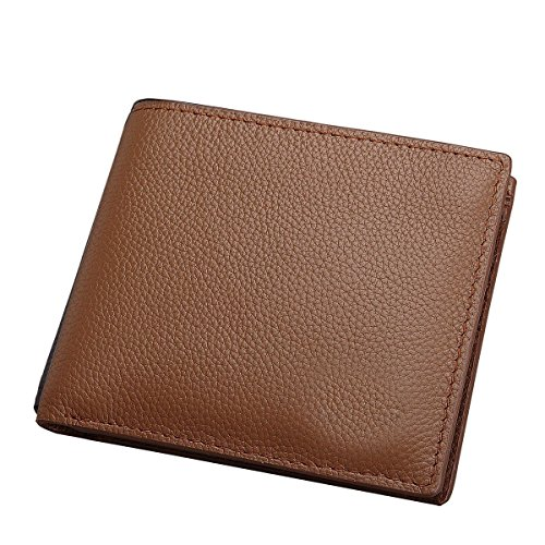 wallet pin Men's short LIGYM percent off multi 80 horizontal brown card qEgWazSw