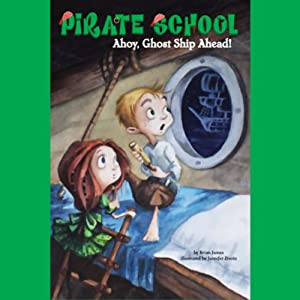 Ahoy, Ghost Ship Ahead! Audiobook