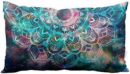 Pillow cover Ananda Indigo Spark Modern pillow geometric