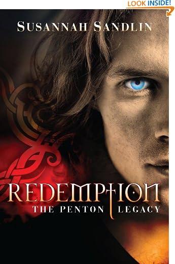 Redemption (The Penton Vampire Legacy Book 1) by Susannah Sandlin