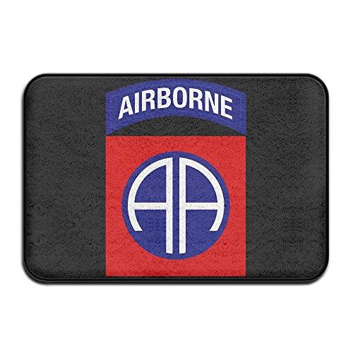 on Military Logo Indoor/Outdoor/Bathroom Doormat Entrance Ground Mat (Military Floor Mat)