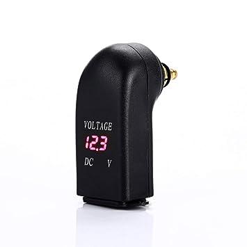 Yyooo - Cargador rápido USB, Resistente al Agua, 12 V ...