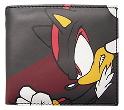 Shadow Sonic Costume (Great Eastern Entertainment Sonic The Hedgehog - Shadow Wallet)