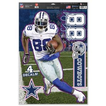 Wincraft 75161014 Nfl Dallas Cowboys Dez Bryant Multi Use Decal Sheet 11 X17 Team Color