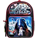 "Lego star wars 16"" large backpack"