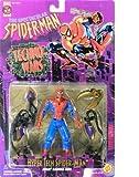 THE AMAZING SPIDER-MAN TECHNO-WARS:HYPER TECH SPIDER-MAN ACTION FIGURE
