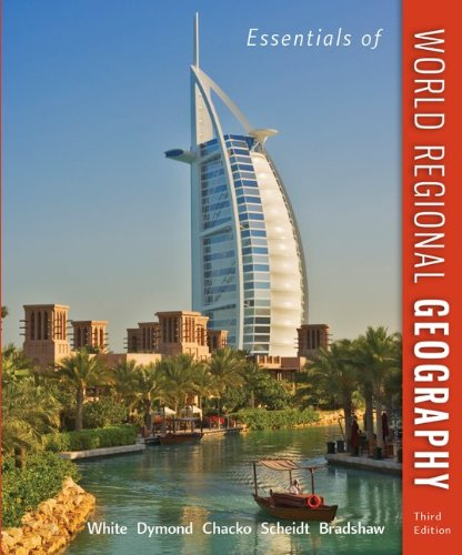 Essentials of World Regional Geography, 3rd Edition cover