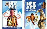 Ice Age & Ice Age 2: The Meltdown - 2-DVD Animated Family Fun Bundle Set