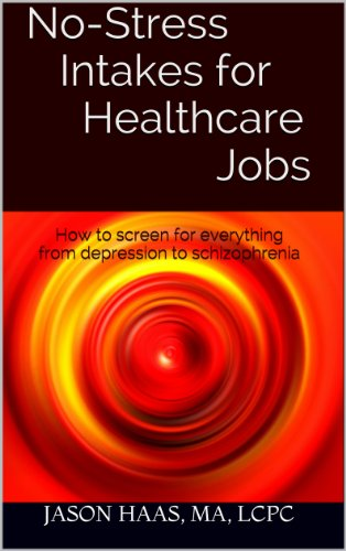 Discount -Stress Intakes for Healthcare Jobs: How screen everything from depression schizophrenia
