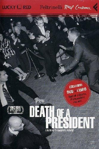 Death of a president. DVD. Con libro.