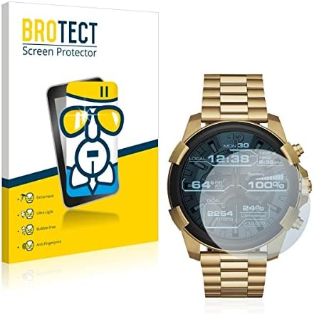 Brotect AirGlass Glass Screen Protector for Diesel On DZT2005 Screen Guard Extra-Hard Ultra-Light