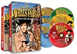 Tales of Wells Fargo - The Complete First & Second Seasons, 52 Full Episodes! - Special Embossed Collectable Tin