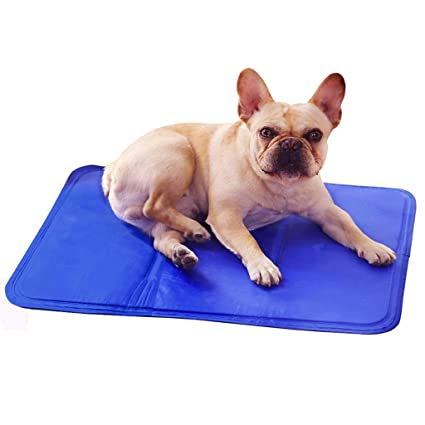 Amazon Com Cooling Mat For Dogs Multifunction Cool Mat Pet